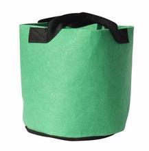 BS-13 цвета Клык цвета черный утолщение горшок из ткани горшок для растений контейнер для проращивания растут сумки для инструментов сад горшки товары для огорода
