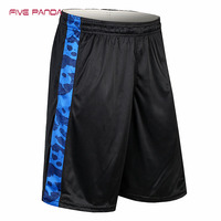 FIVE PANDA 2017 Brand Fitness Sport Shorts Men Basketball Running Leggings Short Pants Workout Gym Sport