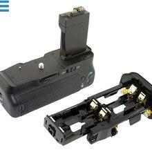 BG-E8 батарейный блок для камер Canon Rebel T2i, T3i, T4i, T5i, 550D, 600D, 650D, 700D, Kiss X4, X5, X6, LP-E8, LPE8