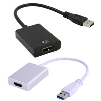 USB 3 0 To HDMI Converter USB3 0 To HDMI Graphic Adapter Multi Display Cable For