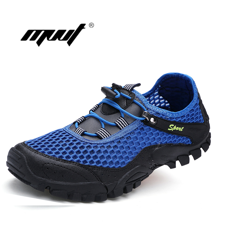 Summer shoes Men's Casual shoes Breathable Mesh Soft Men walking shoes outdoor Handmade chaussure homme Net Surface Loafers