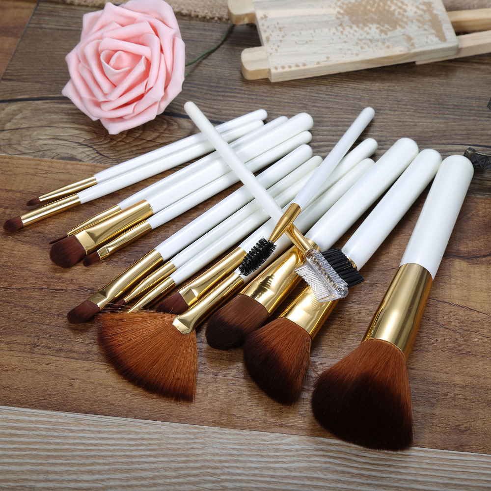 Pro 15pcs Makeup Brushes Set Cosmetic Full brush set Application Powder Foundation Make Up Brushes Tool With Leather Case the war of 1812 in the chesapeake – a reference guide to historic sites in maryland virginia and the district of columbia
