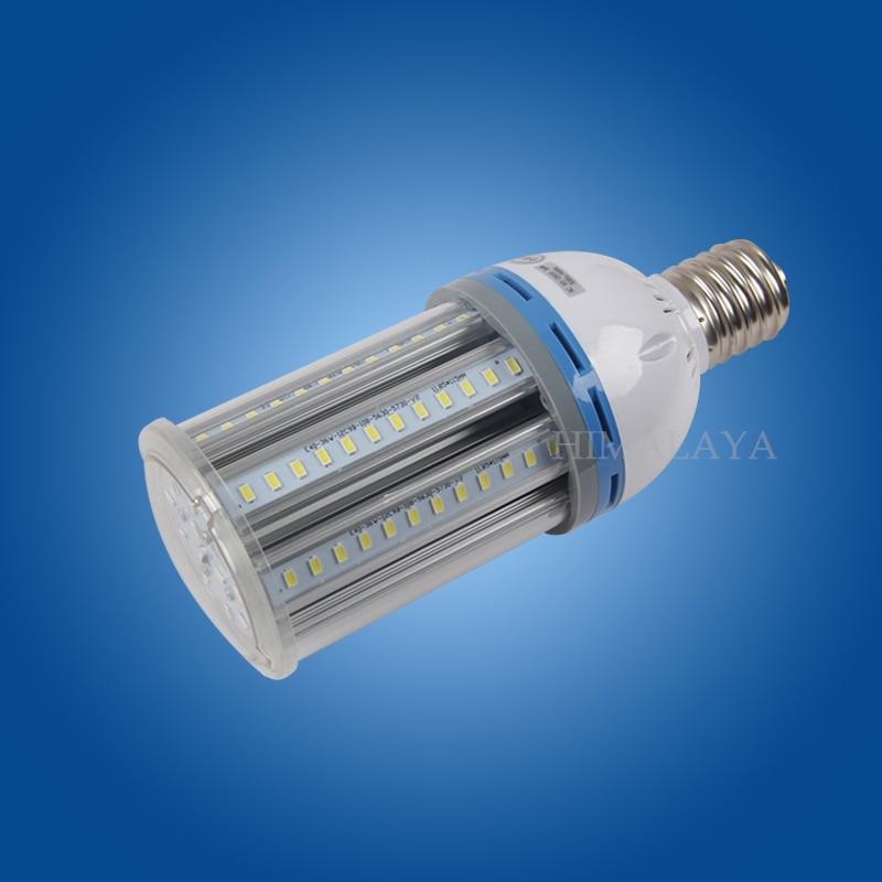 Toika 10pcs/Lot 27W~120W E27 base aluminum corn light high power led bulb outdoor SMD5730 waterproof using 360 waterproof led corn light bulb industrial lighting 60w 80w 100w 120w mogul base e39 led outdoor light