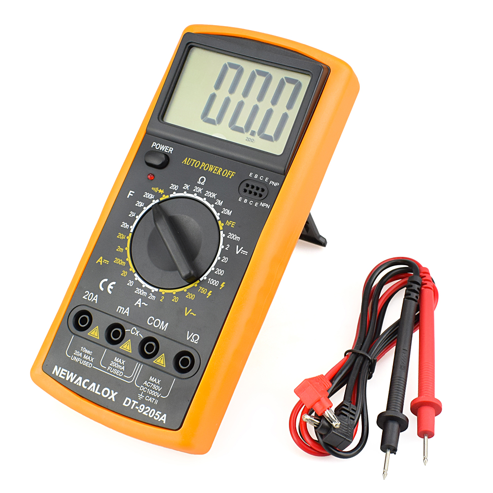 uxcell Digital DC Multimeter Ammeter 100A Measuring Current Tester with 4 Wires LED Display 1 PCS