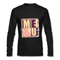 Erkek Tee Gömlek Lüks Marka BANA VE U Yeni t gömlek Yeni Tasarım Uzun Kollu Erkekler Tee Gömlek XS, S, M, L, XL, 2XL