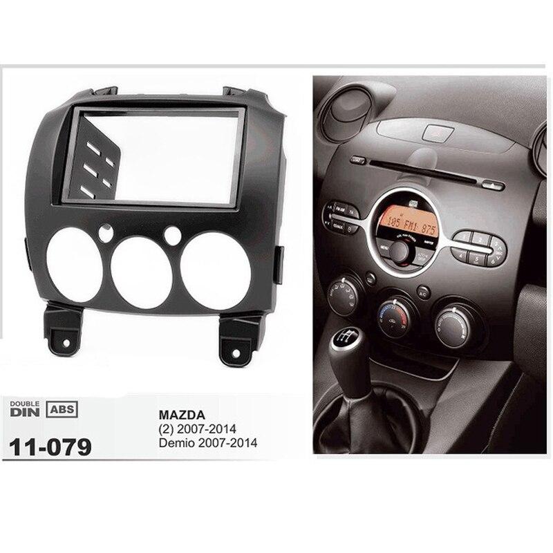 11 079 Car Radio Stereo Face Facia Surround Trim Kit For Mazda 2 Rhaliexpress: Mazda 2 2008 On Car Stereo Radio Double Din At Gmaili.net