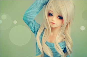 HeHeBJD Brand new  1/4 bjd doll lusis and sisite bjd fashion doll hot bjd beautiful fashion low price