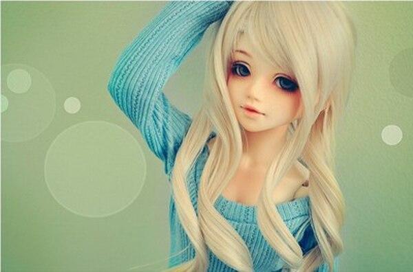 HeHeBJD Brand new 1/4 bambola bjd lusis e sisite bjd modo caldo della bambola bjd bella moda a basso prezzo-in Bambole da Giocattoli e hobby su  Gruppo 1