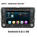 SMARTECH 2 din Android 6.0 Автомобиль Мультимедиа Плеер для VW/Volkswagen/Passat/POLO/GOLF/Jetta 7 дюймов автомобиля стерео радио с wi-fi OBD