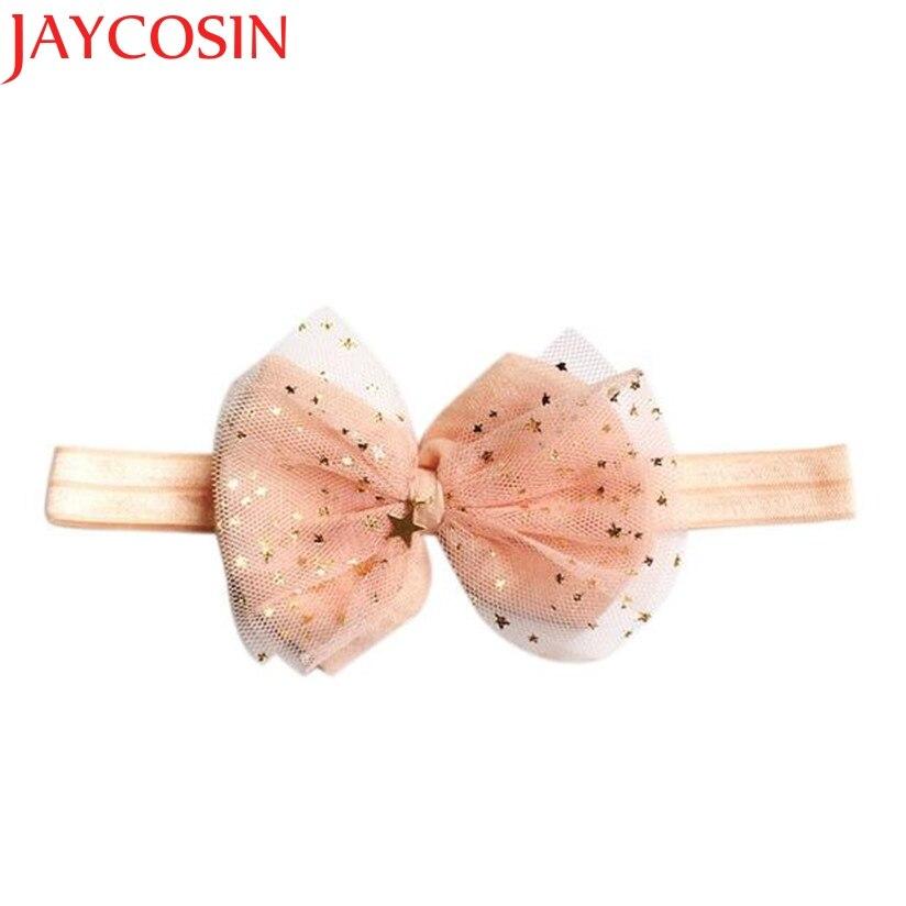 cc53e147e23 JAYCOSIN Turban Knot Head Wraps hair accessories Girl headband cute hair  band newborn floral headband WJul27 drop Shipping-in Hair Accessories from  Mother ...