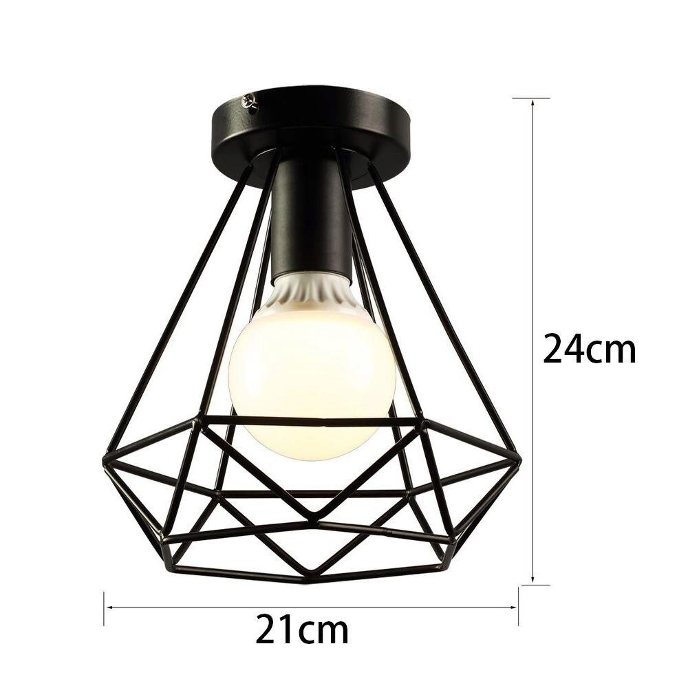 da lampada de metal industrial do vintage 03