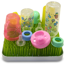 Baby Bottle Drying Rack Countertop For Babies Drainer Dryer Cleaning Feeding