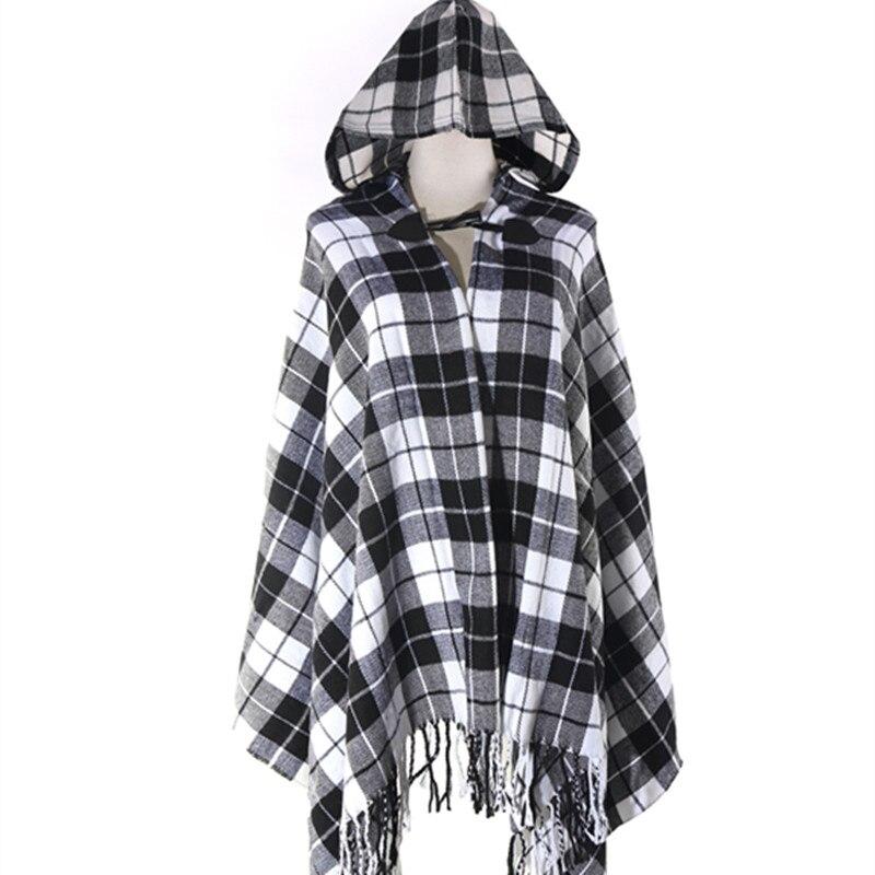 ⊰Invierno bufanda étnica manta pashmina ponchos y CAPES bufanda ...