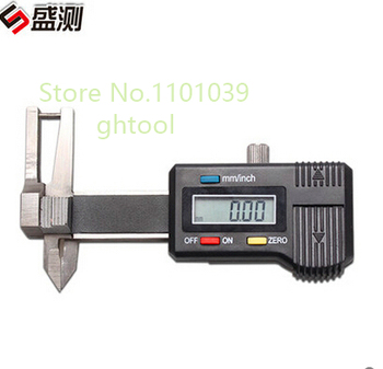 Free Shipping High Quality Jewelry Measuring Tools 0-25mm Electric Digital Micrometer Electronic Digital Readout jewelery tools