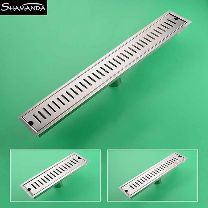 2017 New Free Shipping Various Styles 304 Stainless Steel Nickel/Brass Chrome/ Deodorant Floor Drain Waste Bathroom Drainer free shipping deodorant floor waste drain oil rubbed bronze 10cmshower floor cover sink grate