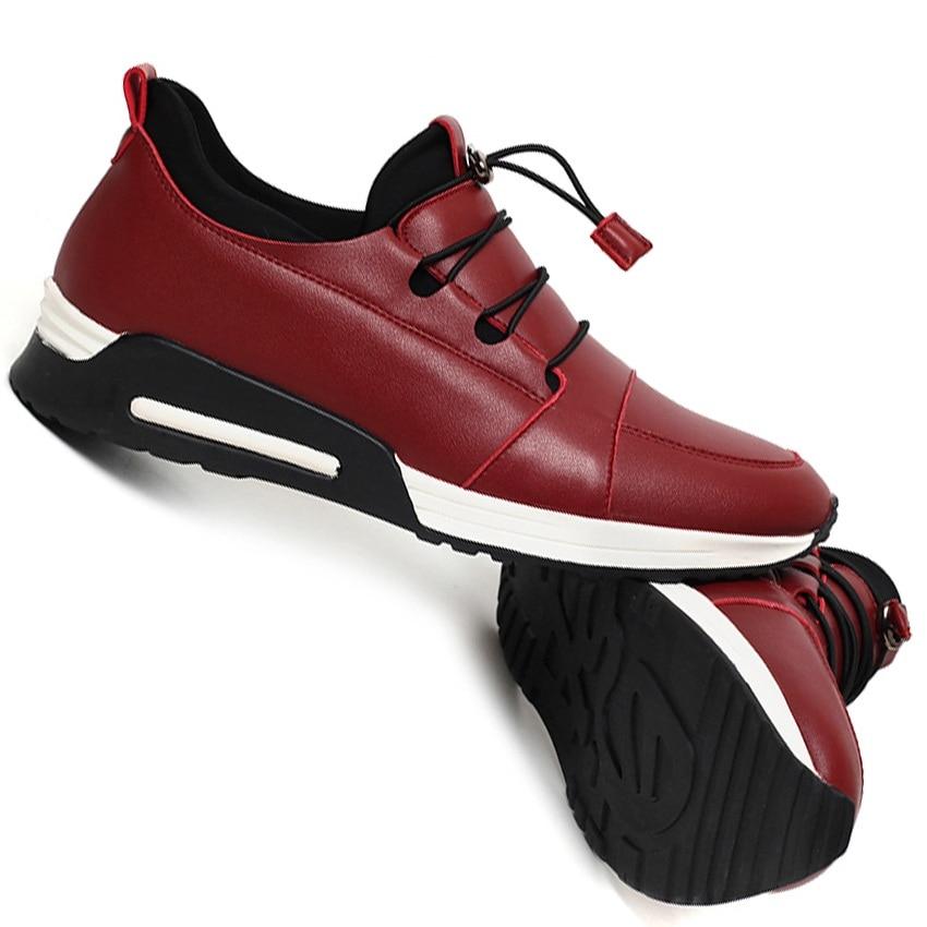 GOGORUNS hommes bas top ultra léger chaussures de course hommes mocassins chaussures designer marque hommes loisirs chaussures de course zapatillas hombre 376q - 2