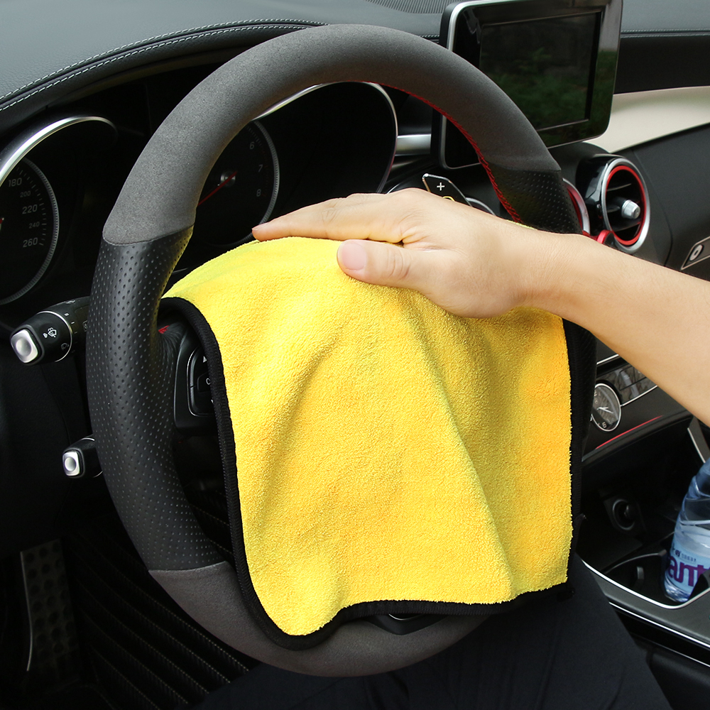 pcs xcm high quality car cleaning towel  honda cr  xr  accord odeysey crosstour fit