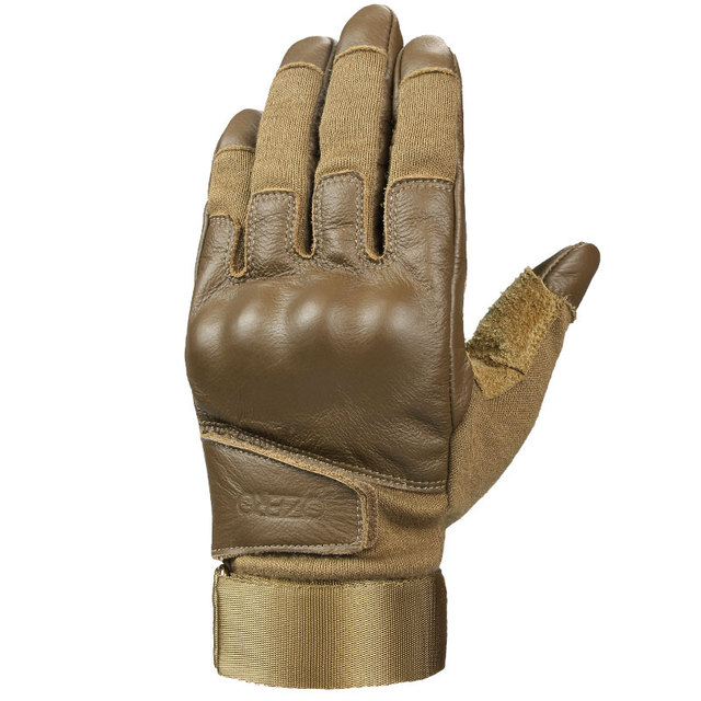 Genuine Cowhide Leather Motocross / Motorbike Gloves