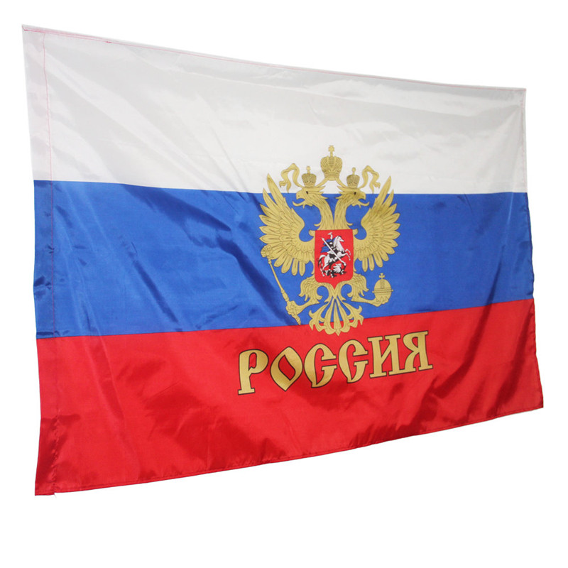 NATIONAL FLAG OF RUSSIA | The Flagman |Russian National Flag