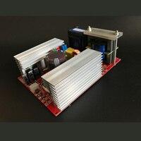 600 Вт ультразвуковой генератор канала 20 кГц/25 кГц/28 кГц/30 кГц/33 кГц/40 кГц машина для чистки и мытья овощей Применение
