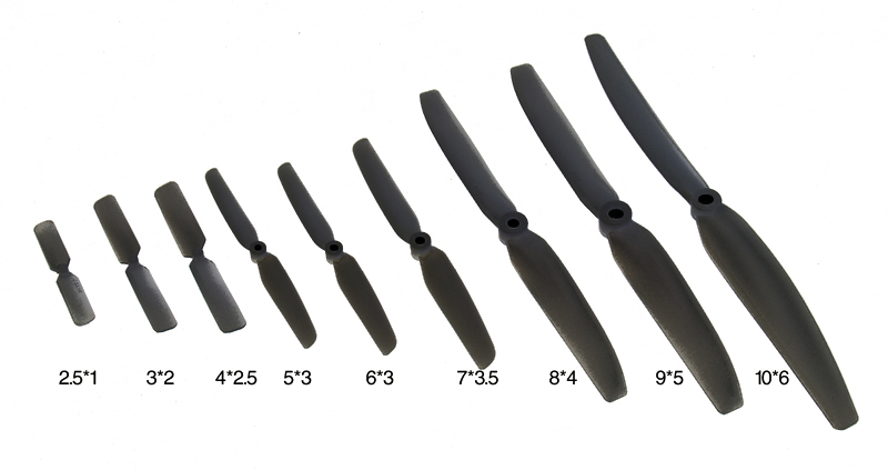 Free Shipping 5pcs/lot direct drive propeller ABS CW and CCW (2510/3020/4025/5030/6030/<font><b>7035</b></font>/8040/9050/1060) image
