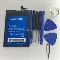 100 Original Battery HOMTOM HT50 Battery 5500mAh Original Quality Mobile Phone Battery Disassemble Tool Original Quality