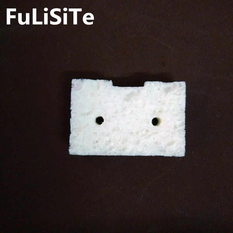 1 pc retail ep-anak DX5 DX7 printhead tinta Mimaki JV33 JV5 TS34 cap top perakitan unit penyaringan limbah spons eco solvent