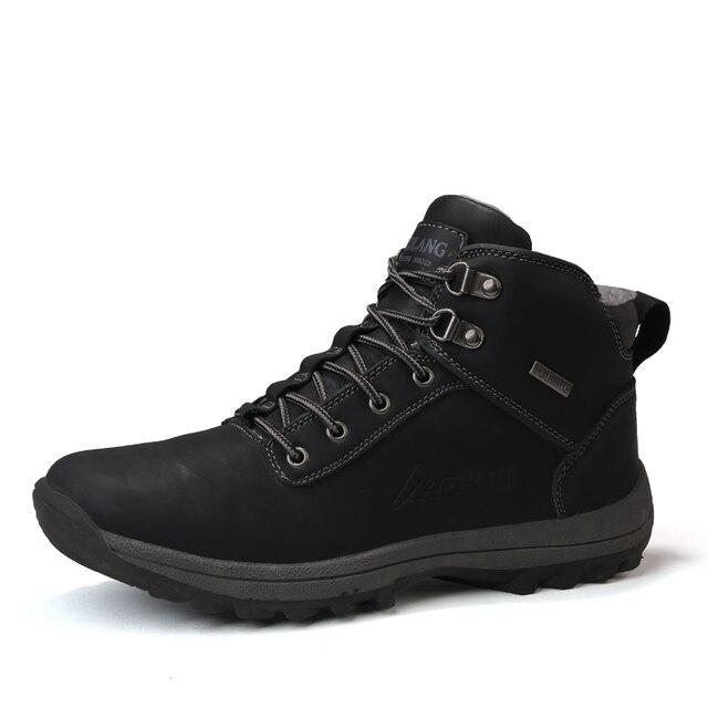 Homass Hiking Tactical Militay Boots 2
