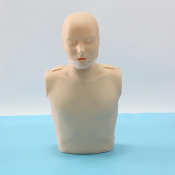 BIX/CPR100A Half-Body Electronic CPR Training Manikin WBW214 advanced full function nursing manikin male bix h135 w189