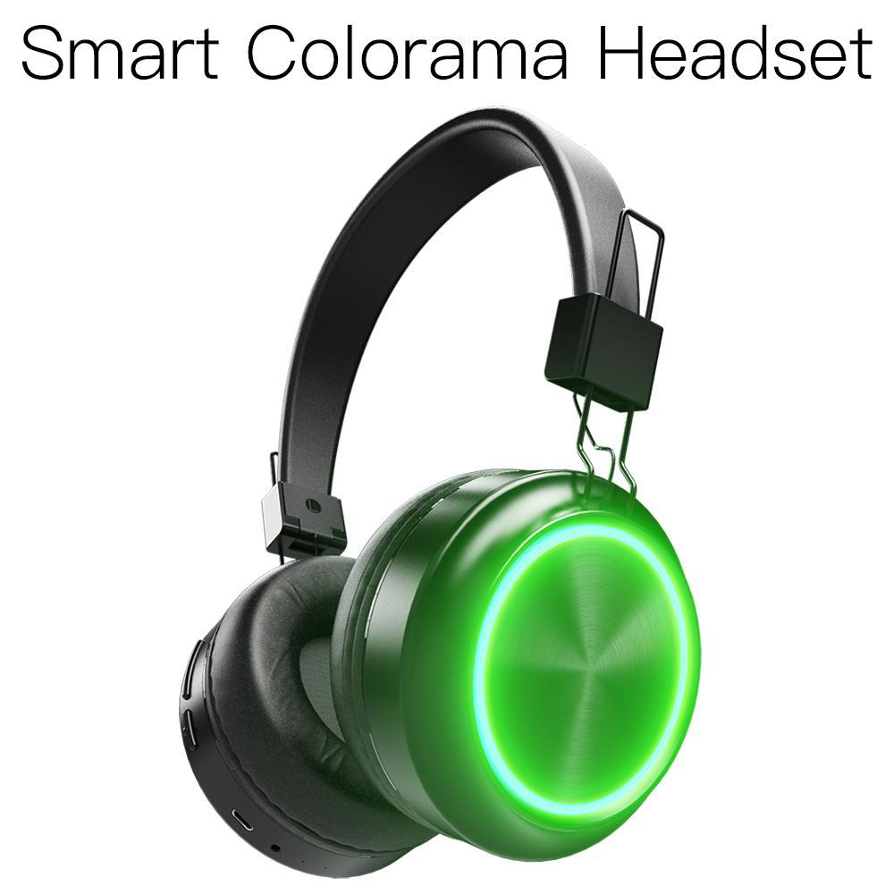 JAKCOM BH3 Smart Colorama Headset as Earphones Headphones in technology xioami moondrop