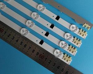 Image 2 - 655MM LED şerit SamSung Keskin FHD 32TV D2GE 320SC0 R0 CY HF320BGSV1H UE32F5000AK UE32f5500AW UE32F5700AW HF320BGS V1
