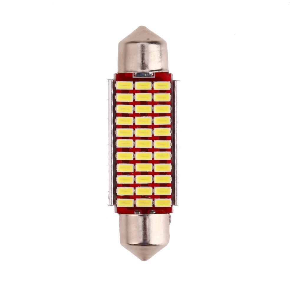 1 шт. 41 мм/36 м 33smd двойной острым автомобиля свет кодирования Чтение свет купола лампы лампы для чтения автомобиля Подсветка салона ...
