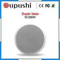 OUPUSHI VX10 SW высокое качество супер бас Sub потолок peakers домашний кинотеатр системные служебные динамики embedded Потяните ah стену АС
