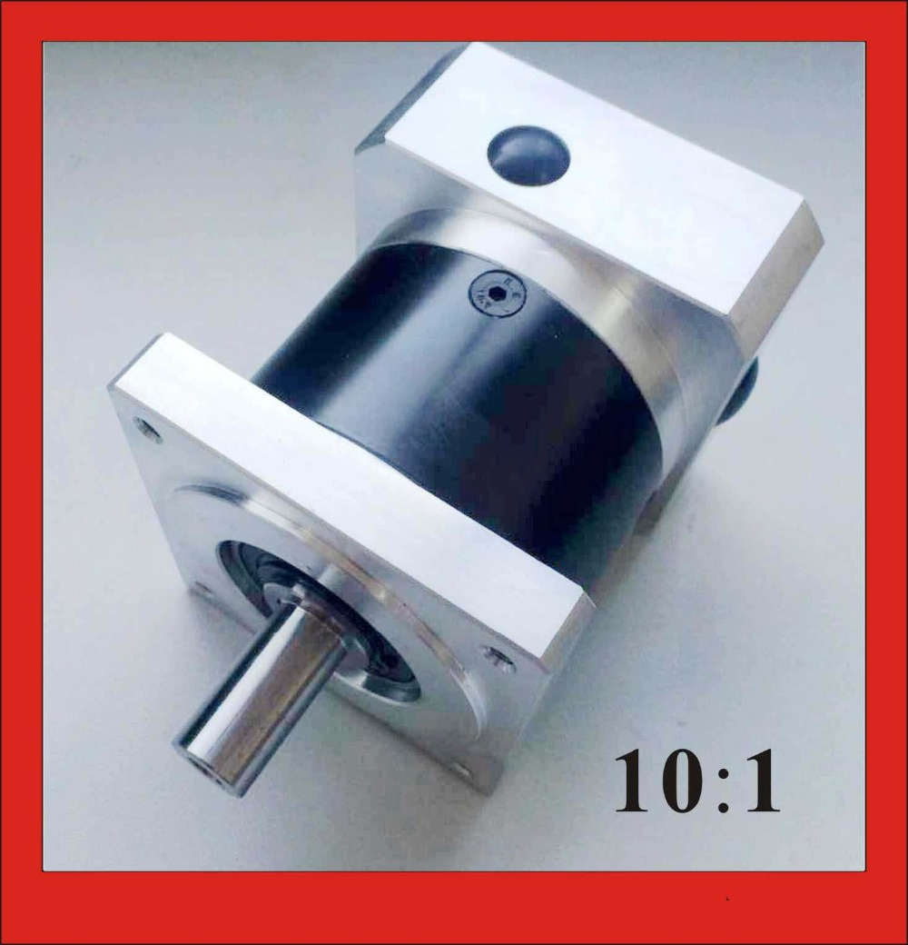 15 1 25 1 precision version nema 34 planet reducer for nema34 stepper motor max 160n m 22222oz in 10:1 NEMA34 Planetary Reducer for nema 34 Stepper Motor Precesion Version Gearbox 50N.m (6944oz-in) Rated Torque Long Life