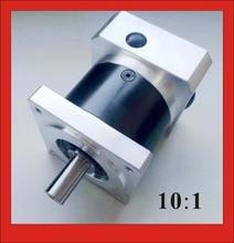 10:1 NEMA34 Planetengetriebe für nema 34 Schrittmotor Precesion Version Getriebe 50N. m (6944oz-in) Nenndrehmoment lange Lebensdauer
