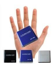 Jedx mp021 1080 P Full HD Ultra Портативный цифровой медиаплеер для usb-накопителей и SD-карт HDMI CVBS с аудио-видео кабель автомобильный адаптер