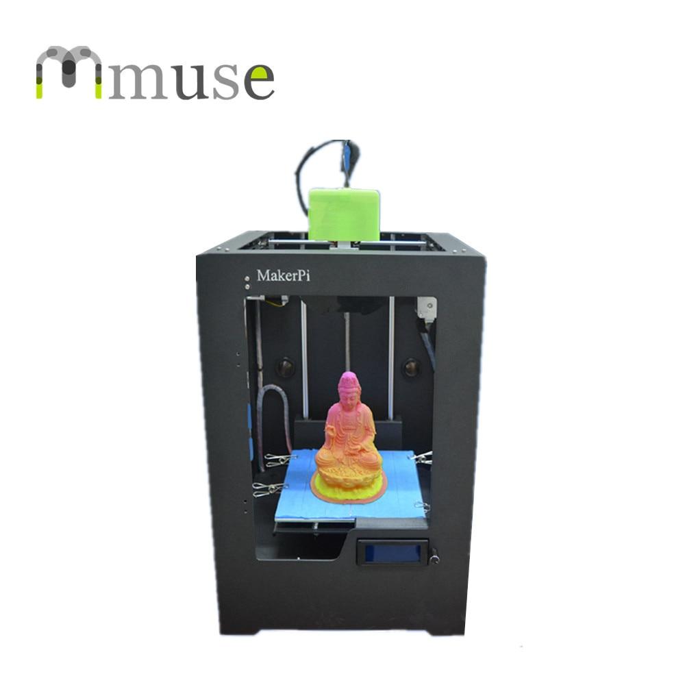 MakerPI M2030X FDM Multi Color 3D Printing Machine, FDM