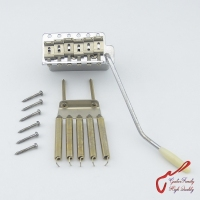 Genuine Original GOTOH GE101TS Relic Vintage Style Electric Guitar Tremolo System Bridge Aged Chrome