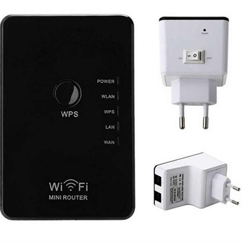 MINI wifi router 300Mbps Wireless N AP/Range Extender/Wireless Router/Client/Repeater Signal Amplifier Repetidor with switch