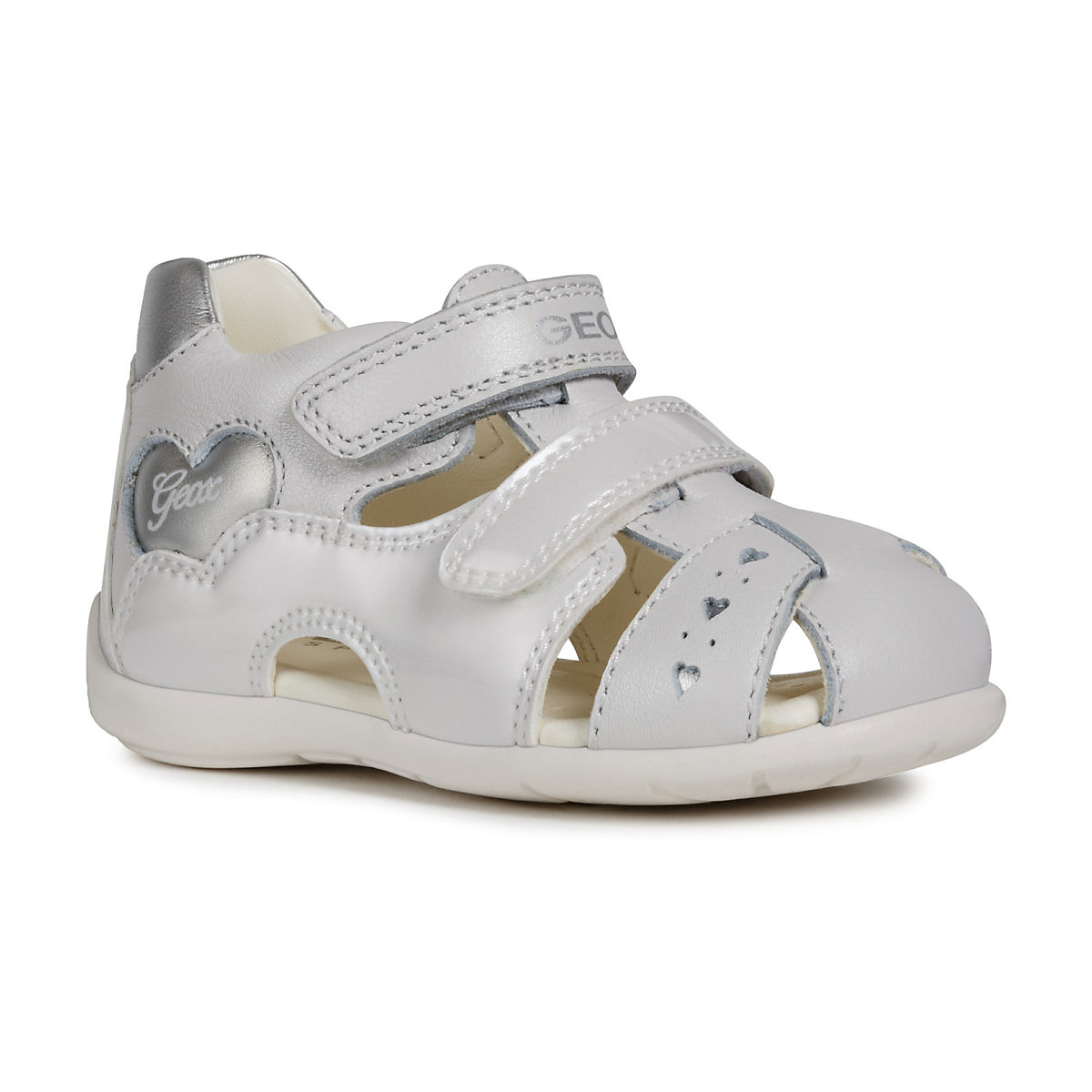 GEOX Sandals 10614446 children's shoes comfortable and light girls and boys gktinoo summer genuine leather women sandals comfortable ladies shoes gladiator sandal women female flat sandals fashion shoe