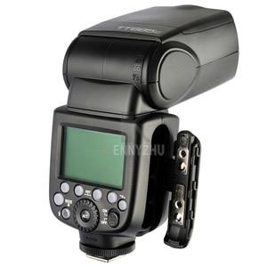 Image 5 - GODOX TT685C E TTL II 2.4G HSS 1/8000 s Wireless TTL Flash Light Speedlite per Canon EOS 650D 600D 550D 500D 5D Mark II III