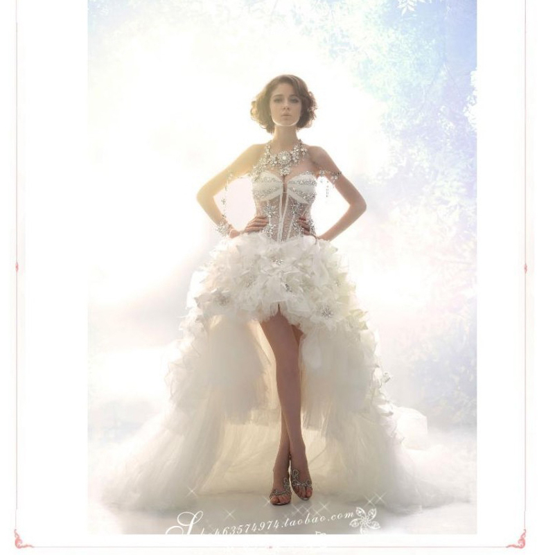 Compare Prices On Feather Bridal Gown Online Shopping Buy Low Price Feather