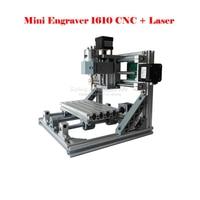 Russia No Tax Diy Cnc 1610 Machine Pcb Pvc Milling Machine 2 In 1 Wood Carving