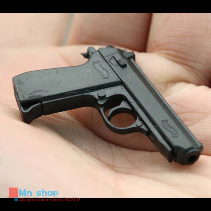 1:6 Soldier Weapon Model 1/6 4D Assembling Desert Eagle Pistol Toy Gun For 12 Action Figure Hot Gifts 1 6 soldier action figure the dark zone agent renegad with weapon model accessories full set collections