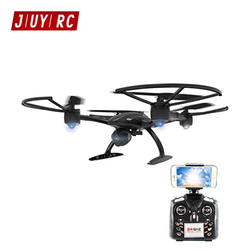 509W RC Quadcopter Drone with HD Camera RTF 6 Channel 2.4GHz 6-Gyro with Altitude Hold Function One Key Return Home Helicopter jjr c jjrc h26wh wifi fpv rc drones with 2 0mp hd camera altitude hold headless one key return quadcopter rtf vs h502e x5c h11wh