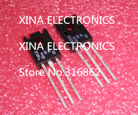 B649a | bipolar junction transistor | transistor.