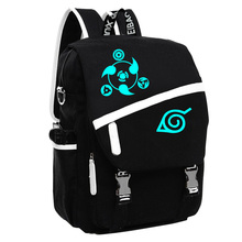 Naruto teenagers School Bags Backpacks ( 3 colors)