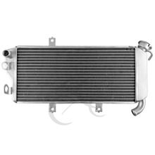 Aluminum Radiator Cooler for Kawasaki Ninja ER6N ER-6F 650R EX650 2009-2011 2010