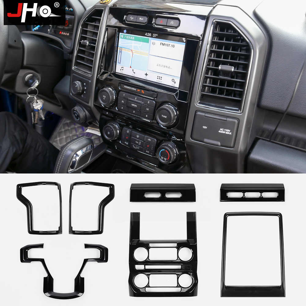 JHO ABS Cover Trim For Ford F150 2015 2016 2017 2018 Truck