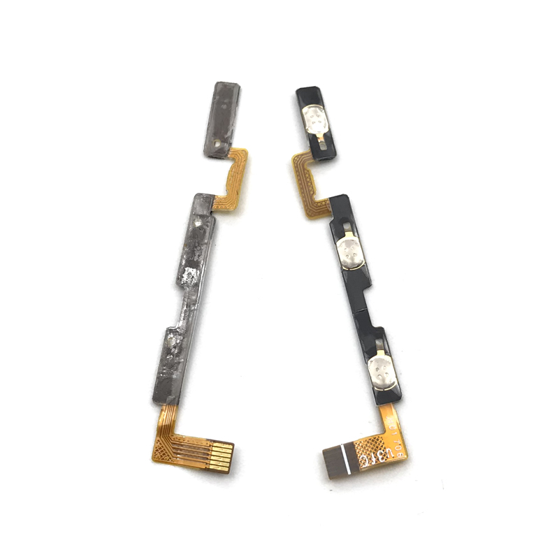Compatible For ZTE Blade A520 BA520  Power On Off Button Volume Key Flex Cable Replacement Parts